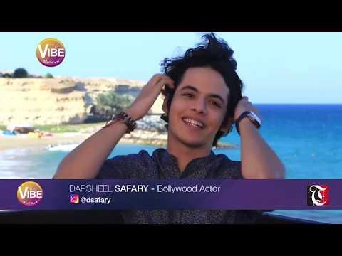 The Vibe with Bollywood's Darsheel Safary, entreprenuers Fatima Hamayon and Fahmi Al Abdissalam
