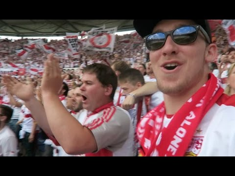 ULTIMATE GERMAN SOCCER FAN EXPERIENCE!! (Conner Sullivan)