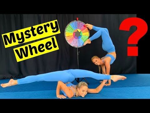 ACRO GYMNASTICS MYSTERY CHALLENGE!!