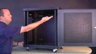 12U Wallmount Rack Enclosure from Tripp Lite - SRW12US
