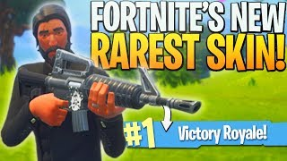 "*NEW* RAREST Skin in Fortnite! ""The Reaper"" Skin! (John Wick Skin in Fortnite)"
