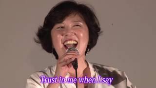 麻倉未稀「君の瞳に恋してる」渋谷宮益御獄神社 宵宮ライブ 麻倉未稀 検索動画 23