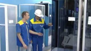 Душевые кабины  Как выбрать и установить душевую кабину(, 2011-01-18T05:52:23.000Z)