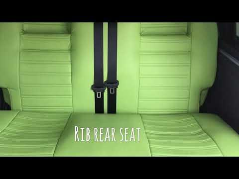 VW T5 Campervan Lime Leather For sale Venture Vehicles ltd