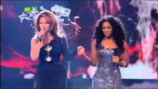 X Factor   Alexandra Burke and Beyonce Knowles   Listen
