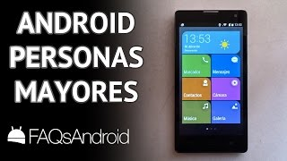 Launcher Android para personas mayores: LG, Honor, Huawei...