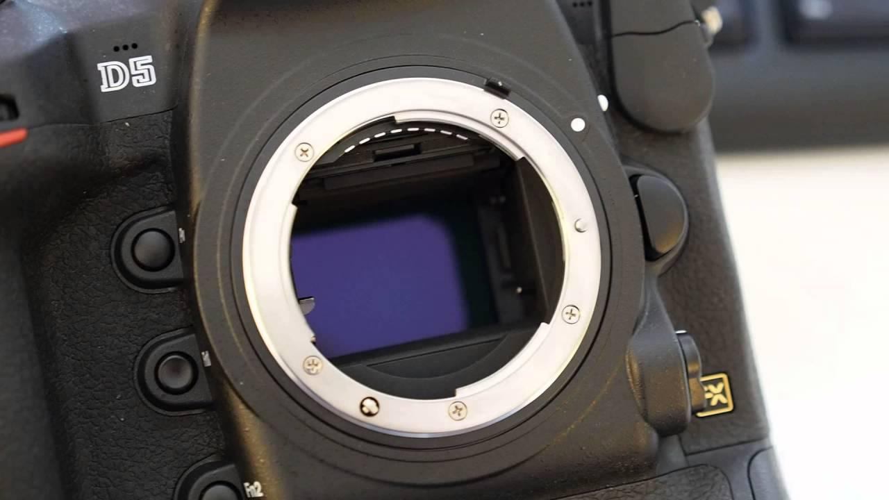 Nikon D5 14fps Continuous Shooting (Mirror Up)