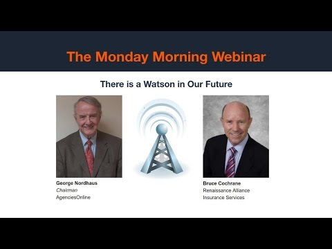 Monday Morning: There is a Watson in Our Future
