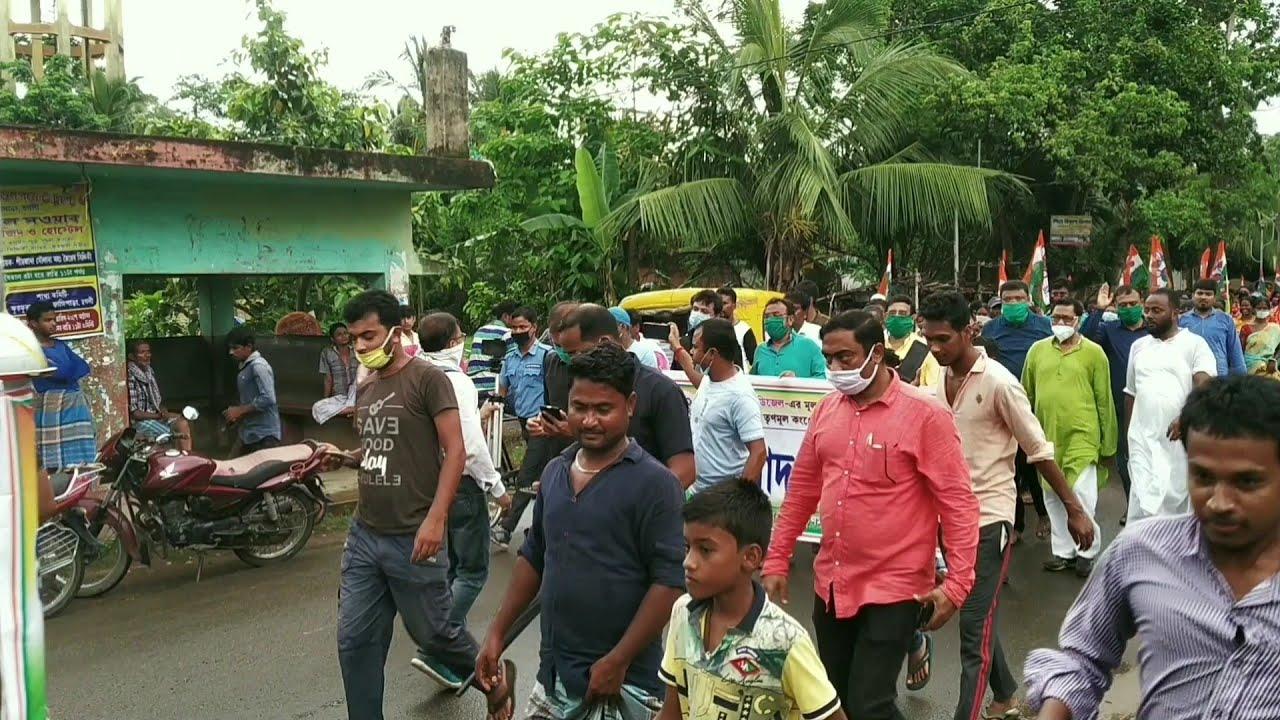 ফুরফুরা শরীফে বিশাল প্রতিবাদি সভা পেট্রল ডিজেলের মূল্য বৃদ্ধির প্রতিবাদে|| Furfura Sharif || SSTV