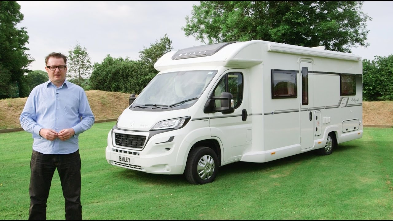 b433f740895e6f The Practical Motorhome Bailey Autograph 75-2 review - YouTube