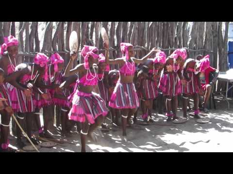 Traditional Owambo Dancing