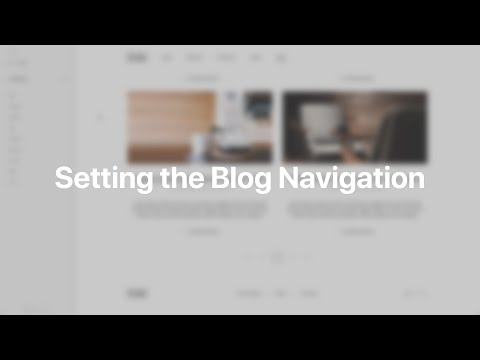 Setting The Blog Navigation | YOOtheme Documentation (Joomla)