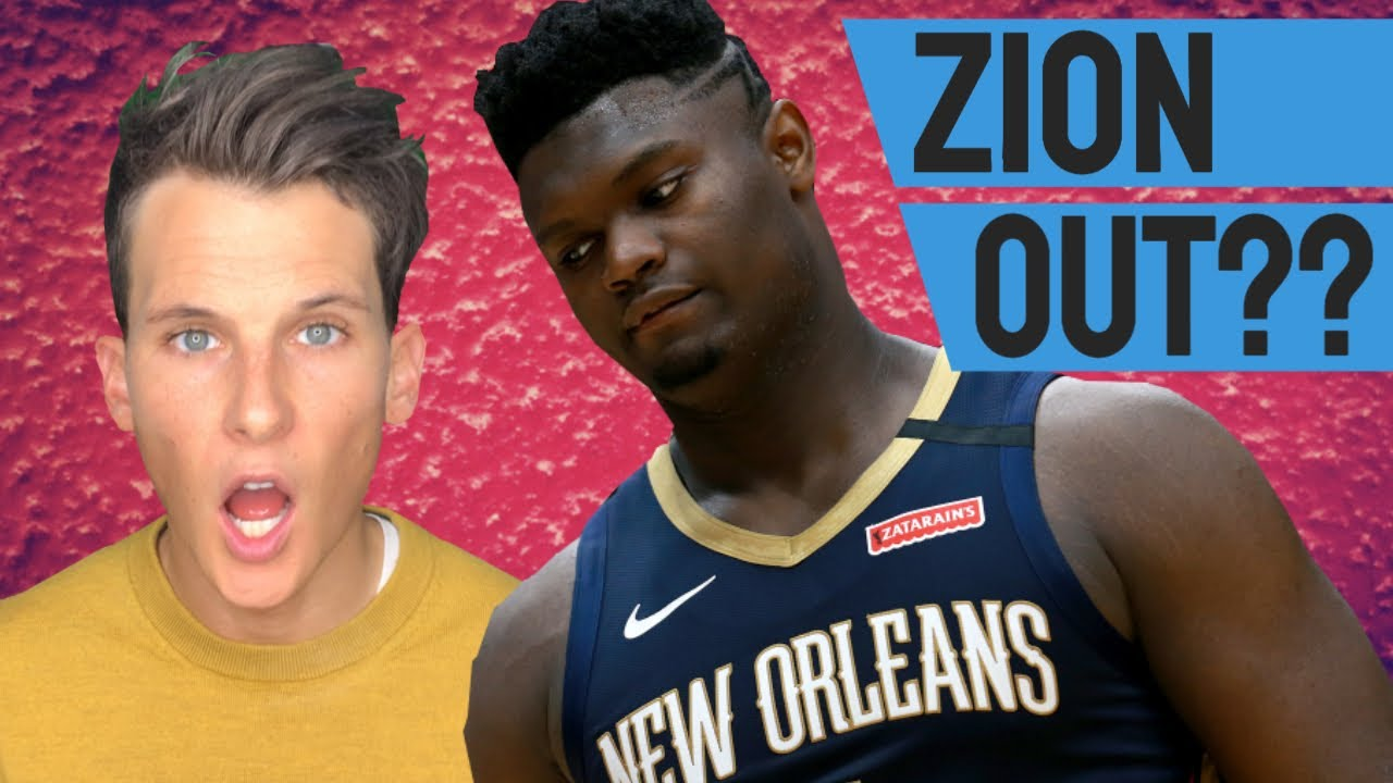 Report: Pelicans' Zion Williamson moving 'worse than he did in ...