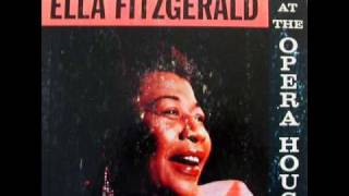 Ella Fitzgerald at the Opera House - It