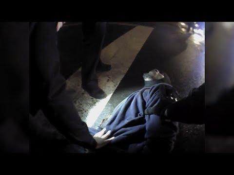 Body camera footage of shooting incident in Elizabeth