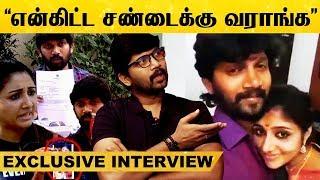 சிம்புக்கு தான் செட் ஆகும் – Exclusive Interview With Actor Abi Saravanan..!