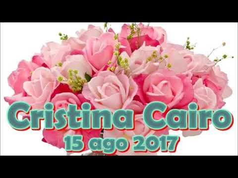 Cristina Cairo 15/08/2017 Dor lombar