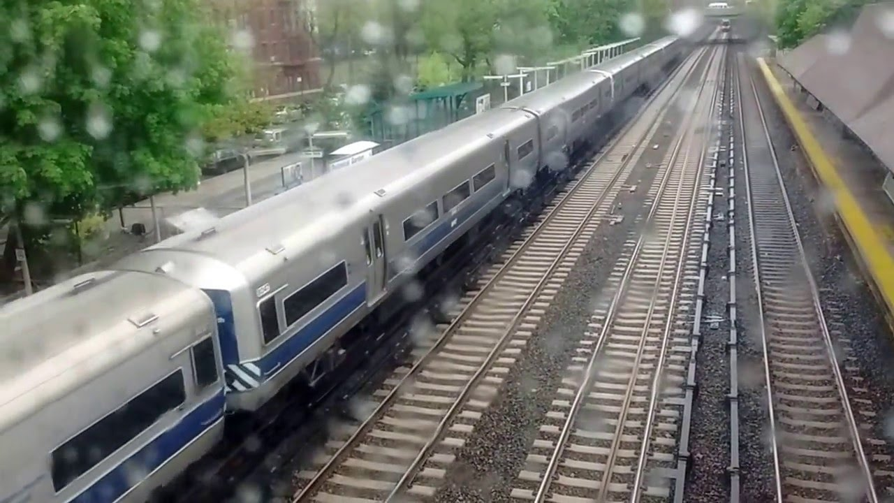 Metro North Grand Central M3 M7s At Botanical Gardens Youtube