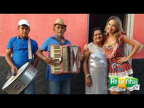 TV CÓRREGO - Chiquinha Bernardino na TV