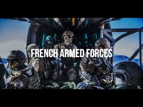 French Armed Forces 2018