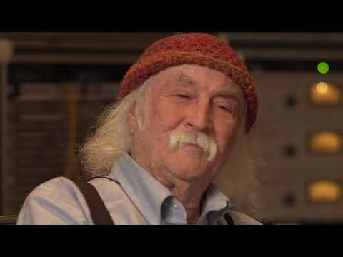 David Crosby Discusses Tracks On His New Album 'Here If You Listen' Mp3
