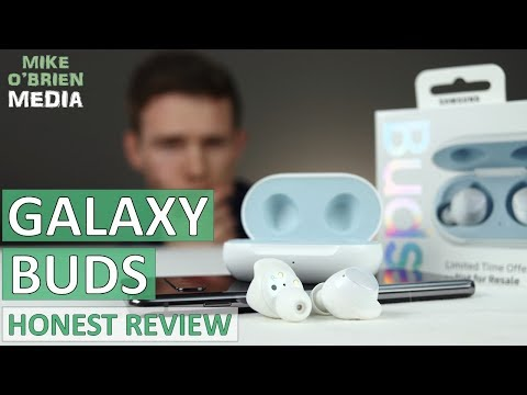 New Galaxy Buds by Samsung [Honest Review] - Wireless Charging, Water Resistant, Touch Pads