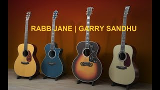 RABB JANE | GARRY SANDHU |  GUITAR COVER BY SACHIN MEHRA