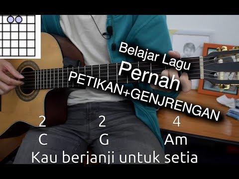 Belajar Gitar (Pernah - Azmi)