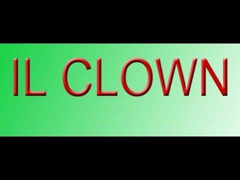 Il clown (Brano dal testo di musica