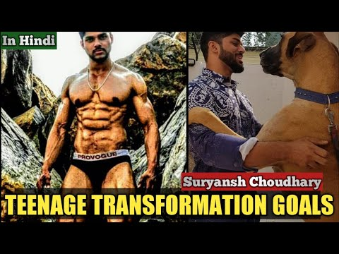 Teenage Bodybuilding Transformation | Shortcuts to Fitness