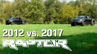2017 Raptor vs 2010-2014 Raptor: Comparison Guide