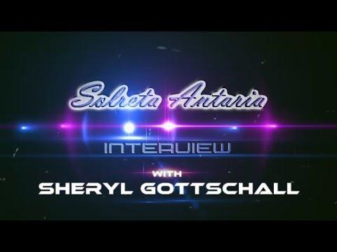 Solreta Antaria Interviewed by Sheryl Gottschall for UFO Research Queensland