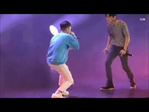 170409 AOMG con in Taiwan-Simon D & Gray - Who You