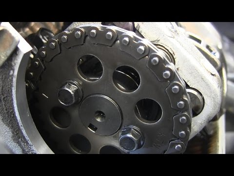 СВОИМИ РУКАМИ: Необычная замена цепи ГРМ на Honda SH300i