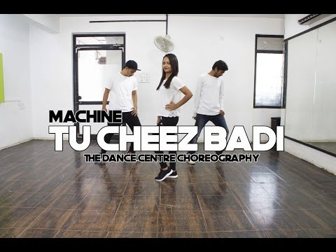 Tu Cheez Badi | The Dance Centre Choreography