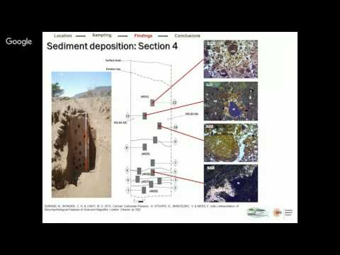 Geoarchaeology: Changing initial perceptions of terrace agriculture in the semi-arid environment ...