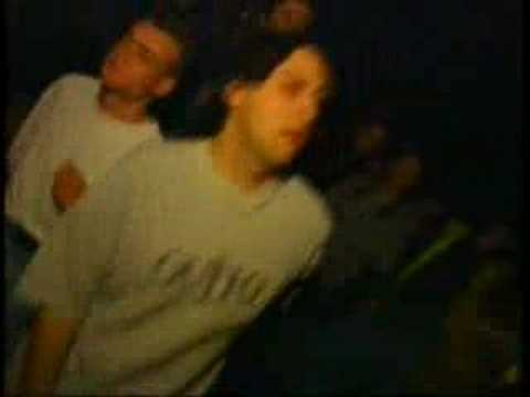 World Dance Rave  in UK Early 1995 Jungle Drum and bass