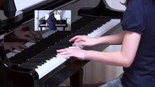 2015年8月28日 録画、 使用楽譜;全音ピアノピース.