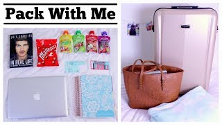 Pack With Me For A Hospital Stay | Scoliosis Surgery
