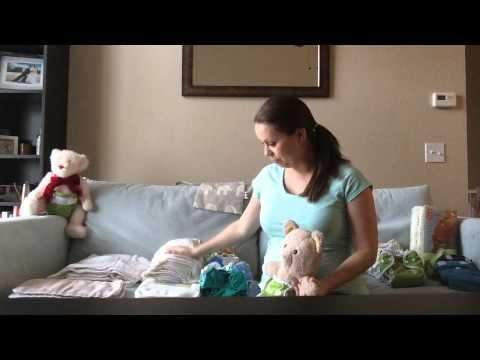 Video Blog 1 - Cloth Diapers