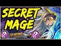 HOW TO WIN EVERY GAME IN HEARTHSTONE - TEMPO/SECRET MAGE