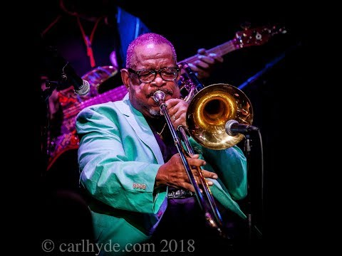 Fred Wesley and The New J.B's Livestream