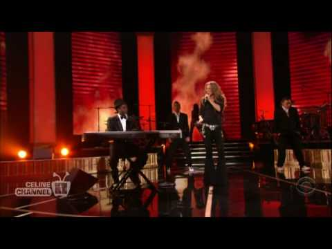 Celine Dion feat. Will.I.Am - Eyes On Me (CBS Special 2008)