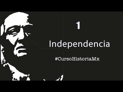 1 INDEPENDENCIA #CursoHistoriaMX