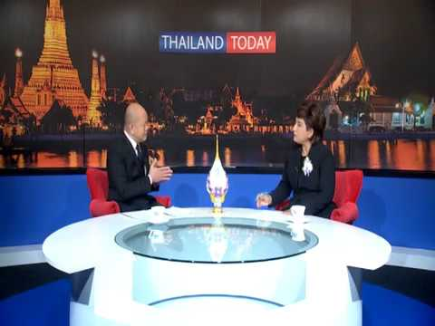 The Thai government's market-development project by General Navin Damrigan, Ph D