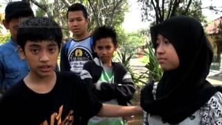Repeat youtube video Adiba & Abizar Saling Ledek