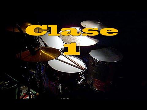 CLASE 1 BATERIA - CRISTIANA (Principiantes)