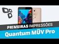 Quantum MÜV Pro - Primeiras impressões - TecMundo
