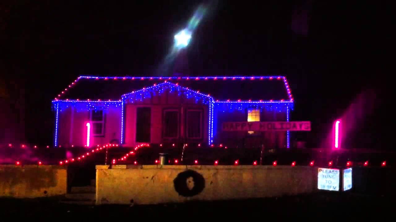 Krug Park St Joseph Mo Christmas Lights 2021 Christmas Lights In St Joseph Mo Youtube