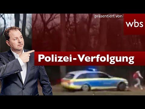 Corona-Verstoß: Polizei jagt Jugendlichen mit Auto durch Park in Hamburg